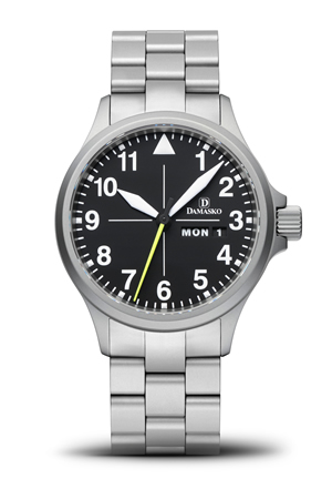 Damasko DA36 Automatic Watch With Bracelet