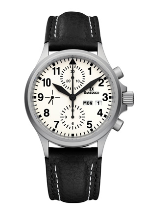 Damasko DC57 Automatic Chronograph Watch