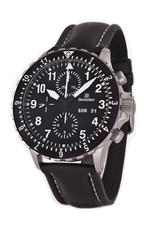 Damasko DC66 Automatic Chronograph Watch