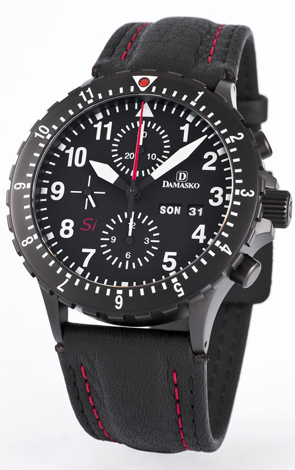 Damasko DC66 Si Automatic Chronograph Watch