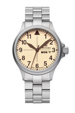 Damasko DA20 Vintage Automatic Watch with Bracelet