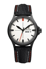 Damasko DA35 Black Automatic Watch