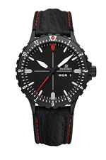 Damasko DA44 Black Automatic Watch