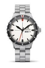 Damasko DA45 Automatic Watch with Bracelet