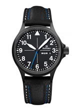 Damasko DA38 Black Automatic Watch