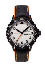 Damasko DA43 Black Mechanical Watch