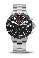 Damasko DC66 Si Automatic Chronograph Watch With Bracelet