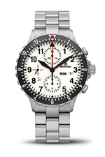 Damasko DC67 Si Automatic Chronograph Watch With Bracelet