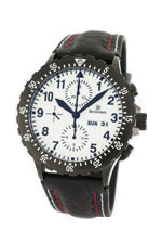 Damasko DC67 Black Automatic Chronograph Watch