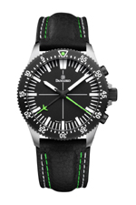 Damasko DC80 Green Bicolour Automatic Chronograph Watch