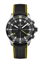 Damasko DC80 Yellow Bicolour Automatic Chronograph Watch