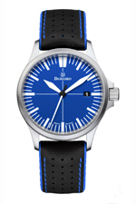 Damasko DS30 Ocean Blue Submarine Steel Automatic Watch
