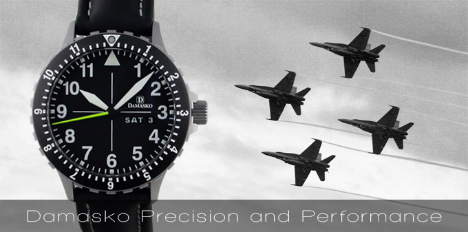 damasko watches da46